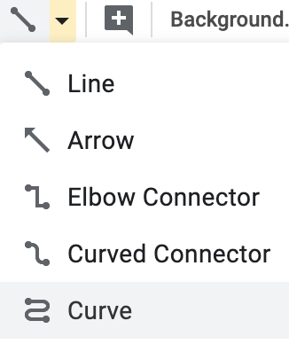 Google Slides 9 Lines Connectors Scribble Learning Google Workspace Apps Script